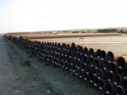 Neueingang von mehrfach zertifizierten Stahlrohren
